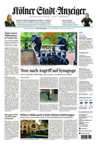 Kölner Stadt-Anzeiger Köln-Porz – 10. Oktober 2019