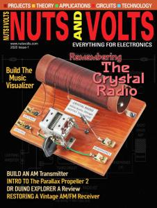 Nuts and Volts - Isuue 1 2020