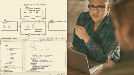 Designing Event-driven Applications Using Apache Kafka Ecosystem