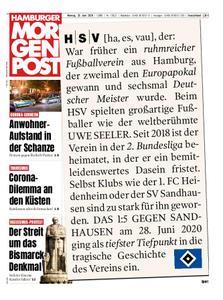 Hamburger Morgenpost – 29. Juni 2020