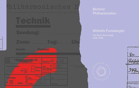 Wilhelm Furtwangler - The Radio Recordings 1939-1945 (22CD Box Set, 2019)
