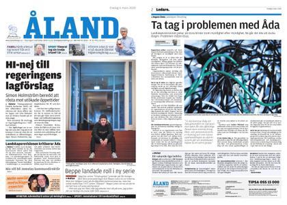 Ålandstidningen – 06 mars 2020