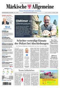 Neue Oranienburger Zeitung - 05. Mai 2018