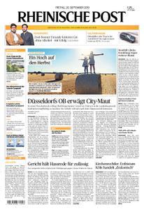 Rheinische Post – 20. September 2019