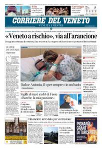 Corriere del Veneto Venezia e Mestre – 09 gennaio 2021