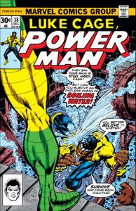 Luke Cage, Power Man 038 (1976) (Digital