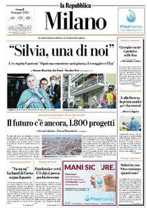la Repubblica Milano - 11 Maggio 2020