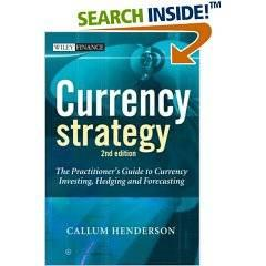 Currency Strategy: The Practitioner's Guide to Currency Investing, Hedging and Forecasting