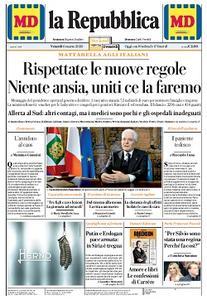 la Repubblica - 6 Marzo 2020