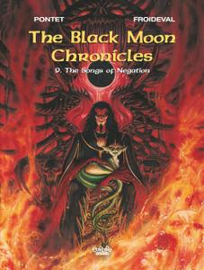 The Black Moon Chronicles 09 -The Songs of Negation 2017 Digital Europe Comics