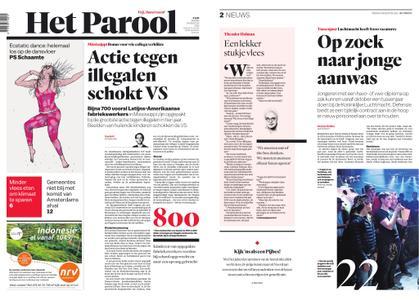 Het Parool – 09 augustus 2019