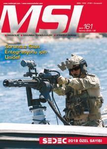 MSI Dergisi - Temmuz 2018