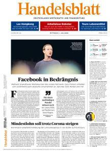 Handelsblatt - 1 Juli 2020