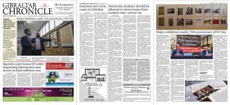 Gibraltar Chronicle – 02 October 2020