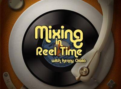 Groove3 - Mixing in Reel Time (2017)