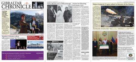 Gibraltar Chronicle – 07 February 2019