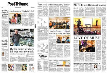 Post-Tribune – February 08, 2018
