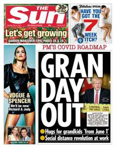 The Sun UK - 12 May 2020