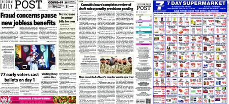 The Guam Daily Post – July 31, 2020