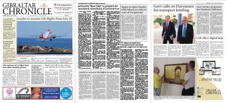Gibraltar Chronicle – 01 July 2020