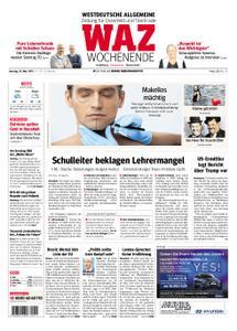 WAZ Westdeutsche Allgemeine Zeitung Oberhausen-Sterkrade - 23. März 2019