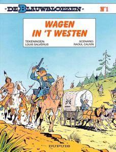 De Blauwbloezen - 01 - Wagen In t Westen