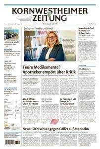 Kornwestheimer Zeitung - 21. Juni 2018