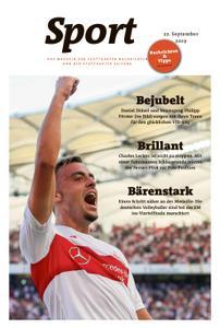 Sport Magazin - 22. September 2019