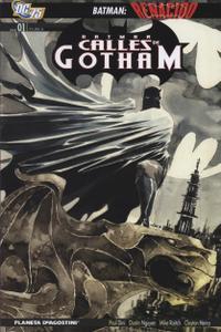 Batman: Calles de Gotham Tomo 1