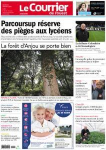 Le Courrier de l'Ouest Angers - 09 février 2018