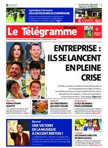 Le Télégramme Brest Abers Iroise – 14 février 2021