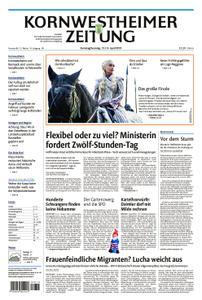 Kornwestheimer Zeitung - 13. April 2019