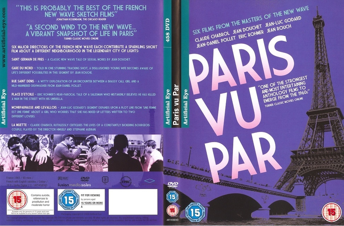 Six in Paris (1965) Paris vu par... [Artificial Eye]