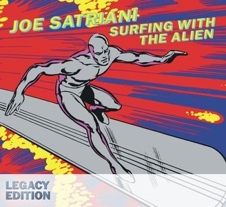 Joe Satriani - Surfing with the Alien (1987) (Legacy cd + dvd edition) [Reuploaded]