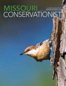 Missouri Conservationist - April 2021