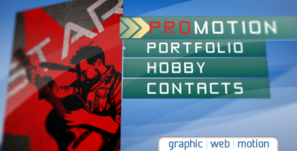 STAR ProMotion - Project for After Effects (VideoHive)