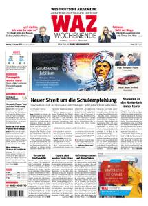 WAZ Westdeutsche Allgemeine Zeitung Oberhausen-Sterkrade - 09. Februar 2019