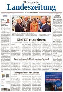 Thüringische Landeszeitung – 02. November 2019