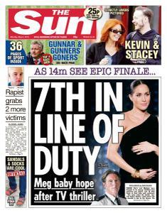 The Sun UK - 6 May 2019