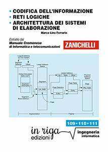 Marco Lino Ferrario - Codifica dell'informazione, Reti logiche, Architettura dei sistemi di elaborazione