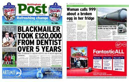 Nottingham Post – January 24, 2018