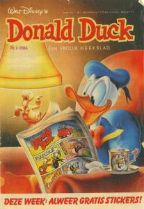 Donald Duck Weekblad 1995 01-52 (c)/Donald Duck - 1995 - 44