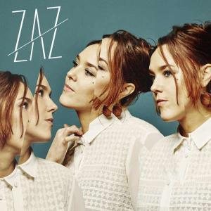 Zaz - Effet Miroir (2018) [2LP, Turquoise Vinyl, 180 Gram, DSD128]