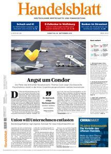 Handelsblatt - 24. September 2019