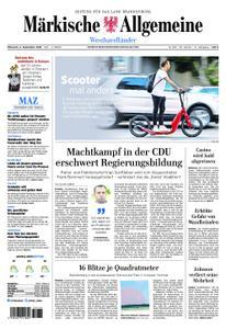 Märkische Allgemeine Westhavelländer - 04. September 2019