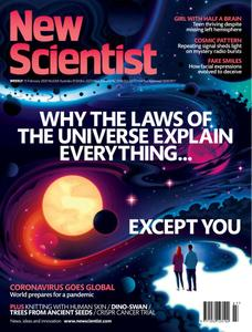 New Scientist Australian Edition – 15 February 2020
