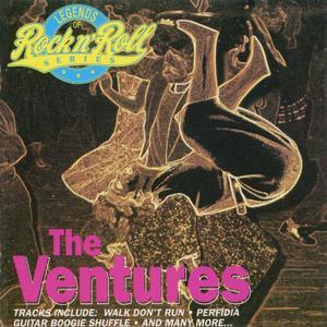 Legends Of Rockn`Roll: The Ventures (1992)