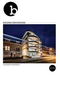 Building Innovations - November 2020