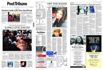 Post-Tribune – May 09, 2018