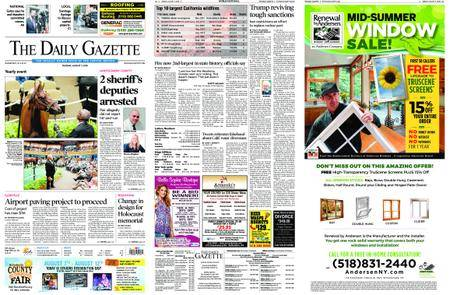 The Daily Gazette – August 07, 2018